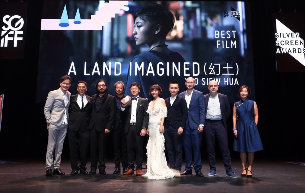 THE 29TH SINGAPORE INTERNATIONAL FILM FESTIVAL HONOURS ASIA'S BEST IN FILM AT THESILVER SCREEN AWARDS