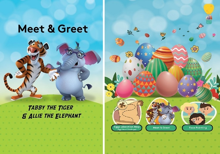 The Springtime Egg-ventures is about to hatch at Resorts World Genting!